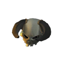 Unremarkable Spine-Twisting Skull