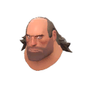 Heavy's Hockey Hair #24305