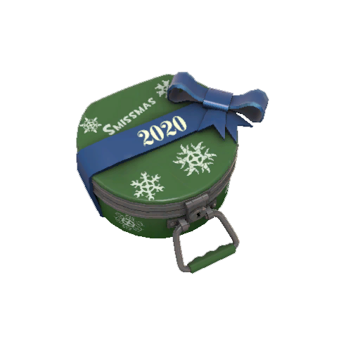 Winter 2020 Cosmetic Case
