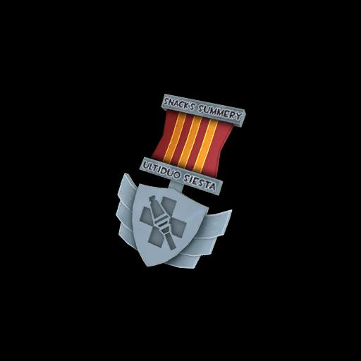 Snack's Summery Ultiduo Siesta Silver Medal