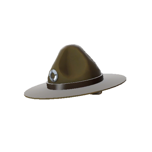 Sergeant's Drill Hat