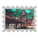 Quality 6 Map Stamp - 2Fort Invasion (1925)