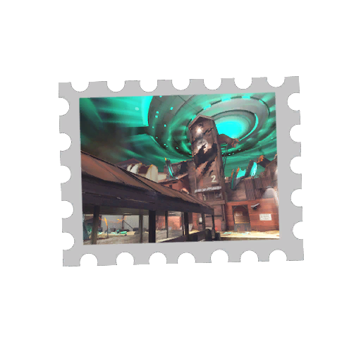 Map Stamp - 2Fort Invasion