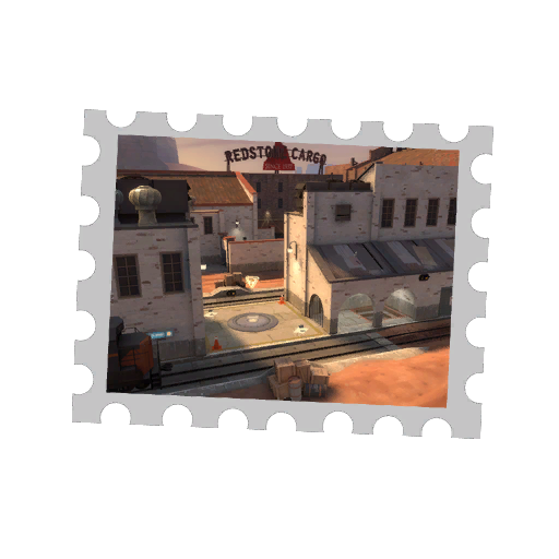Map Stamp - Freight