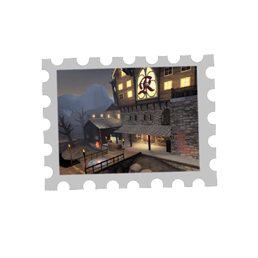 Map Stamp - Gorge Event