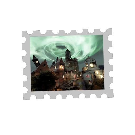 Map Stamp - Hassle Castle