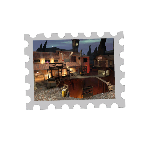 Map Stamp - Hellstone
