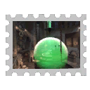 Map Stamp - Monster Bash