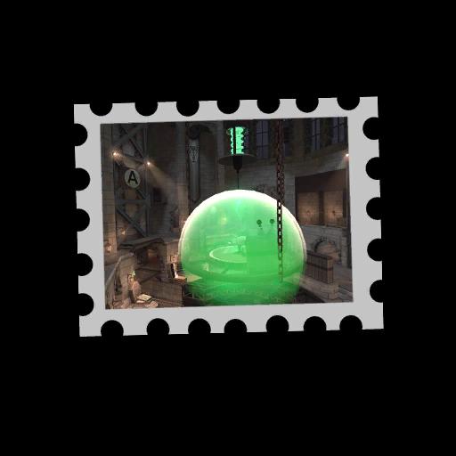 Map Stamp - Monster Bash