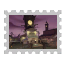 Quality 6 Map Stamp - Moonshine Event (1931)
