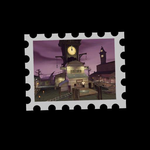Map Stamp - Moonshine Event