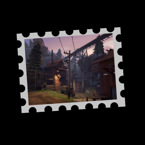 Map Stamp - Mountain Lab