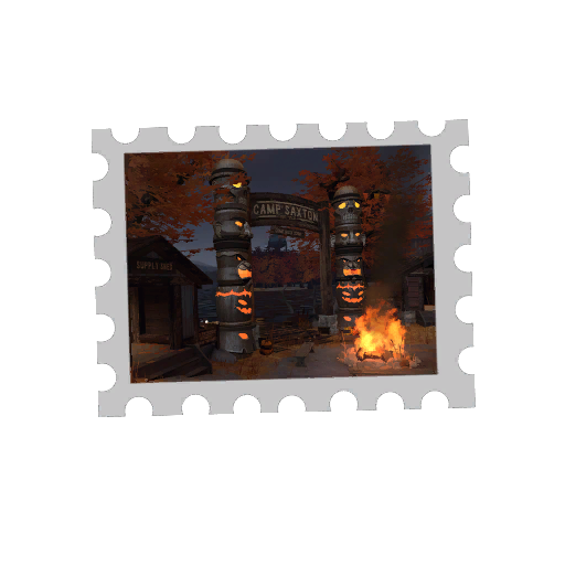 Map Stamp - Slasher