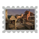 Quality 6 Map Stamp - Snakewater (1921)