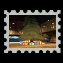 Map Stamp - SnowVille