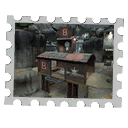 Quality 6 Map Stamp - Standin (1920)
