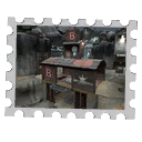 Map Stamp - Standin