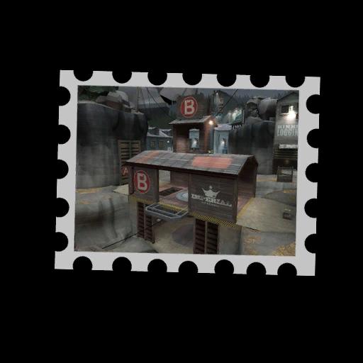 Map Stamp - Standin