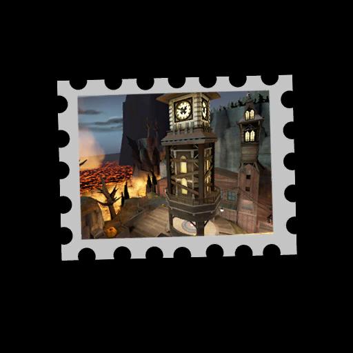 Map Stamp - Sinshine
