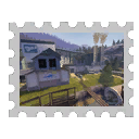 Map Stamp - Swiftwater