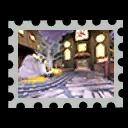Map Stamp - Terror