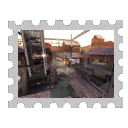 Quality 6 Map Stamp - Vanguard (1934)