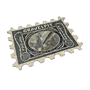 Quality 6 Tough Break Campaign Stamp (5830)