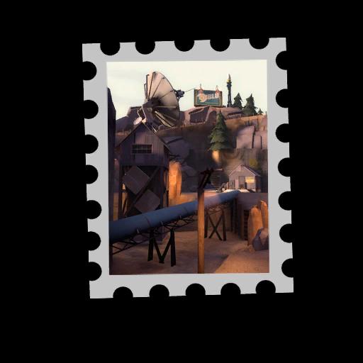 Map Stamp - Yukon