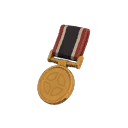 """Self-Made Map Maker's Medallion"""