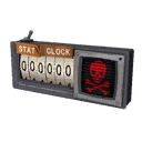 Quality 6 Civilian Grade Stat Clock (5843)