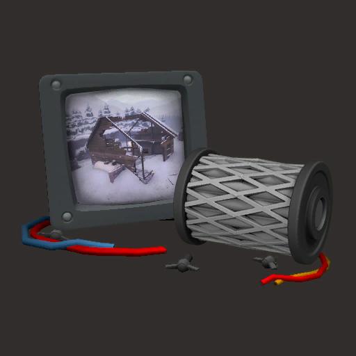 Strange Filter: Coldfront (Community)
