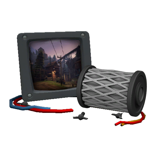 Strange Filter: Mountain Lab (Community)
