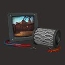 Strange Filter: Steel (Community)