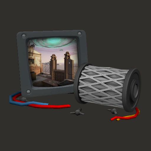 Strange Filter: Watergate (Community)