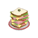 Unusual Snack Stack