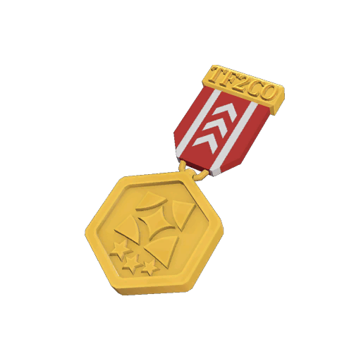 TF2Connexion Division 4 Gold Medal