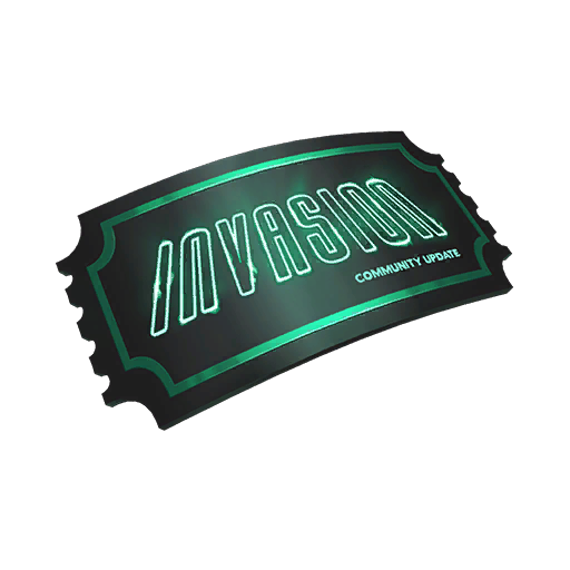 Invasion Community Update Pass