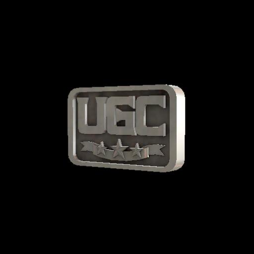 UGC Highlander 1st Place European Silver