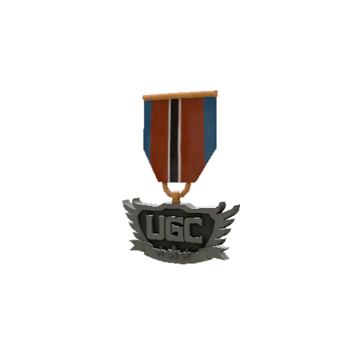 Genuine UGC Highlander Steel Participant