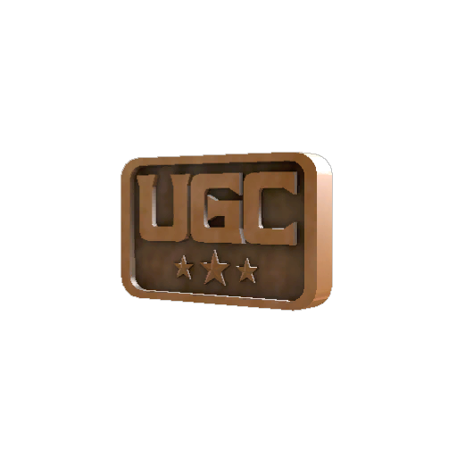 UGC Highlander 2nd Place European Platinum
