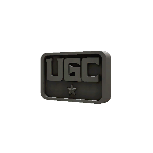 UGC Highlander 3rd Place North American Steel