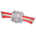 Genuine UGC Highlander Silver 3rd Place