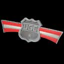 Genuine UGC Highlander Steel 3rd Place