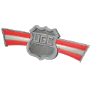 Genuine UGC Highlander Steel Participant