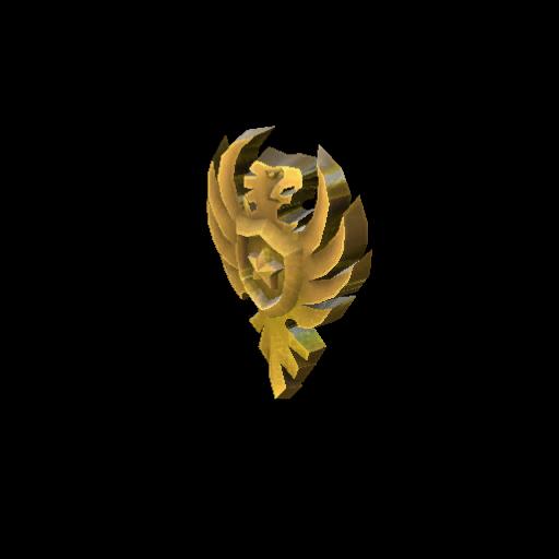 Genuine UGC Highlander Gold Participant