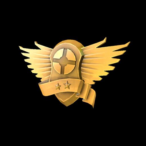 UGC Highlander Gold 2nd Place