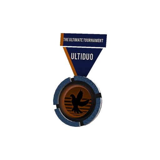 Ultimate Ultiduo 3rd Place