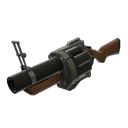 Haunted Grenade Launcher