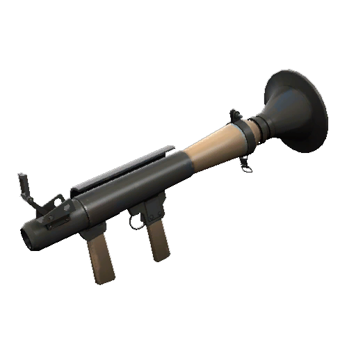 Quality 15 Rocket Launcher
