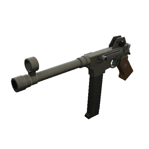 Quality 15 SMG